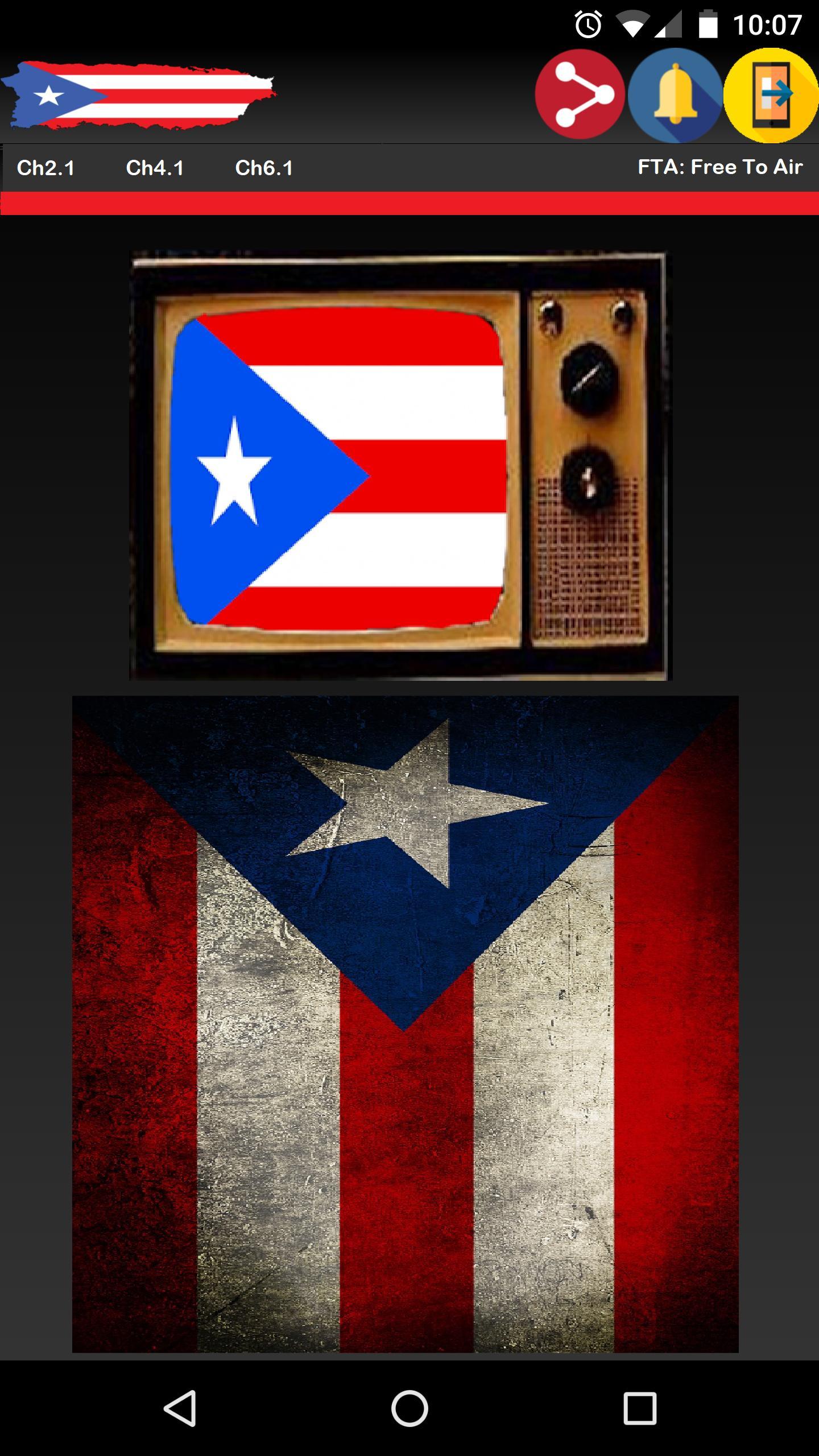 Puerto Rico Live Tv Apk