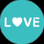 Couple Widget - Love days Countdown icon