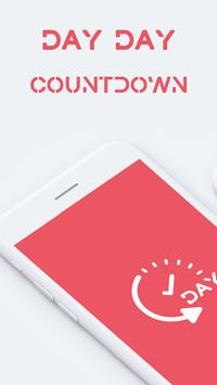 DAY DAY Countdown Widget poster