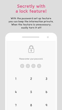Period Diary Widget apk screenshot