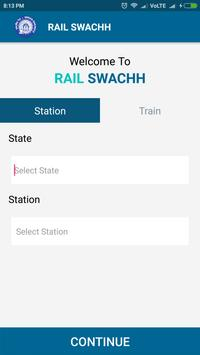 Railswachh screenshot 1
