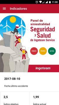 Ingeteam Service - Near Misses poster