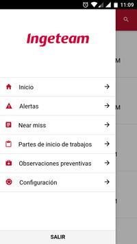 Ingeteam Service - Near Misses screenshot 1