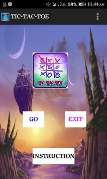TIC-TAC-TOE poster