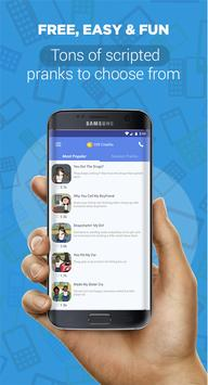 Prank Caller - Prank Call App poster