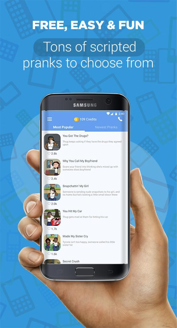 Prank Caller for Android - APK Download