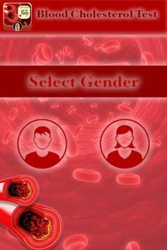 Blood Cholesterol Test Prank apk screenshot