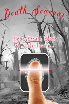 Death Scanner Prank apk screenshot