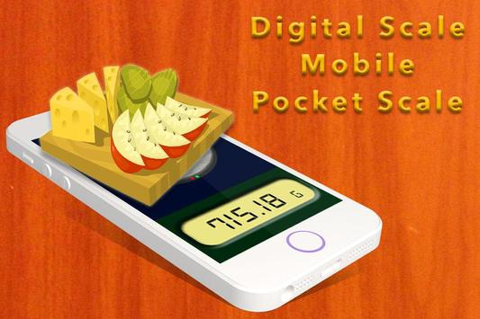 Pocket Weight Scale Prank apk screenshot