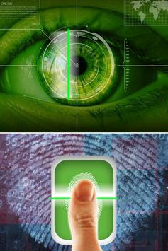 Eye Number Test Prank apk screenshot