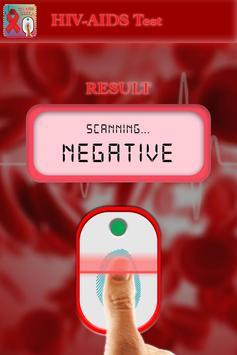 HIV-AIDS Test Prank apk screenshot