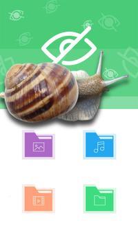 Snail in Phone best joke poster