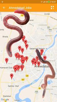 Earthworm in Phone Scary Joke screenshot 3