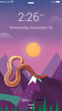 Earthworm in Phone Scary Joke screenshot 4