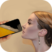 Drink beer simulator icon