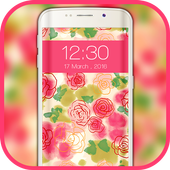 Rose Theme and Launcher 2017 icon