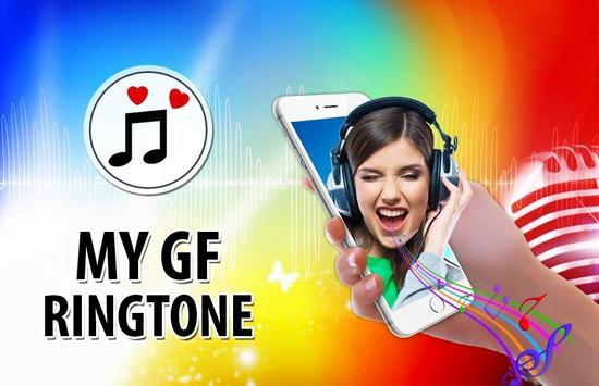 My GF Name Ringtone Maker poster