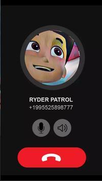 Ryder Patrol Calls Your Kids screenshot 1