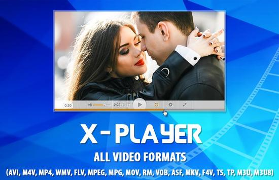 XXX Video Player - HD Max Video Player apk screenshot