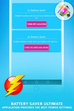 Battery Saver - Superfast Charger apk screenshot