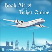 Online Flight Ticket Booking : Air Ticket Booking icon