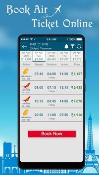 Online Flight Ticket Booking : Air Ticket Booking screenshot 2