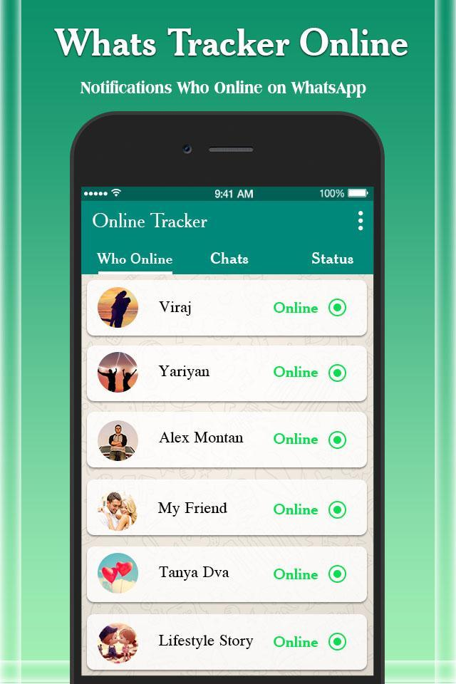 Tracker Whats Online Whats Tracker For Android Apk Download