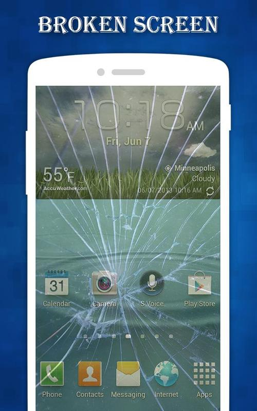 Android broken screen prank apk broken screen prank broken screen prank 1 voltagebd Gallery