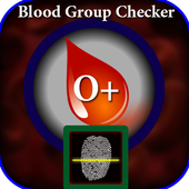Blood Group Checker Prank icon