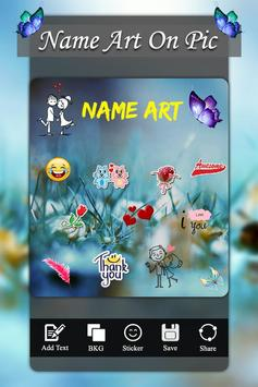 Stylish Name Art : Focus N Filter screenshot 6