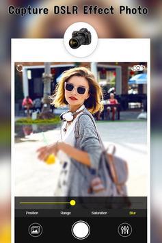 DSLR Blur Camera: Auto Focus poster