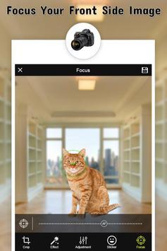 DSLR Blur Camera: Auto Focus apk screenshot