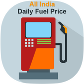 Daily Petrol, Diesel Price In Across India icon