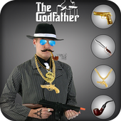 Gangster Photo Editor icon