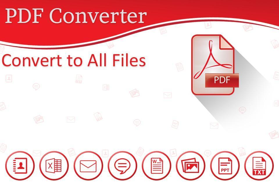 PDF Converter (doc word png jpg ppt xls txt wps  ) para
