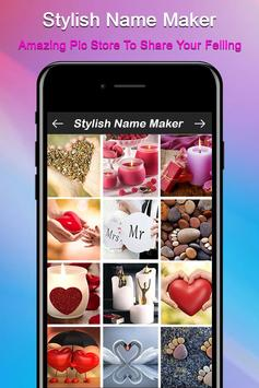 Stylish Name Maker: Name Art screenshot 1