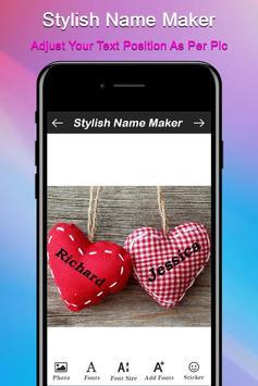 Stylish Name Maker: Name Art screenshot 2