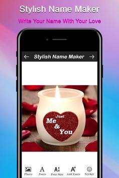 Stylish Name Maker: Name Art screenshot 4