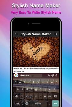 Stylish Name Maker: Name Art screenshot 6