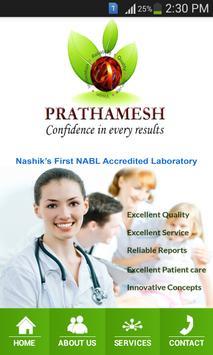Prathamesh Diagnostics poster