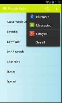 Francis Crick screenshot 2