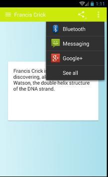 Francis Crick screenshot 4