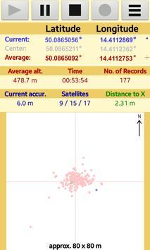 Precise GPS apk screenshot