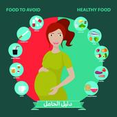أعراض الحمل وصحة الحامل icon