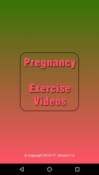 Pregnancy Exercise Videos poster