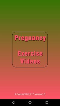 Pregnancy Exercise Videos screenshot 1