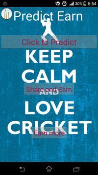 CricBucks(Predict & Earn) poster