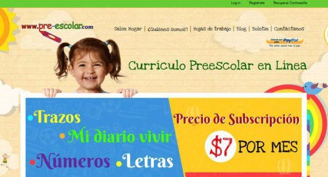 Pre-Escolar apk screenshot