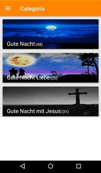 Nachrichten und Gifs Guten Morgen Nachmittag Nacht screenshot 1