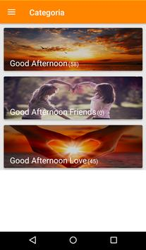 Messages and Gifs of Good Morning Afternoon Night screenshot 2